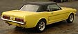 Ford Mustang Convertible 1966 til salg